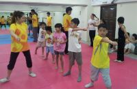台北市琳娜舞蹈空間-文化部第二期表演藝術類補助-【暑期武術研習營】