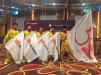 台北市香格里拉大飯店-DB Schenker-50週年慶祝晚會-【鴻圖大展、旗開得勝】