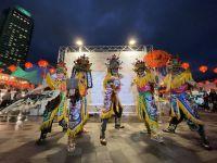 日本神戶-KOBE LOVE IN TAIWAN-台灣祭-【玄女晉天、官將首行】